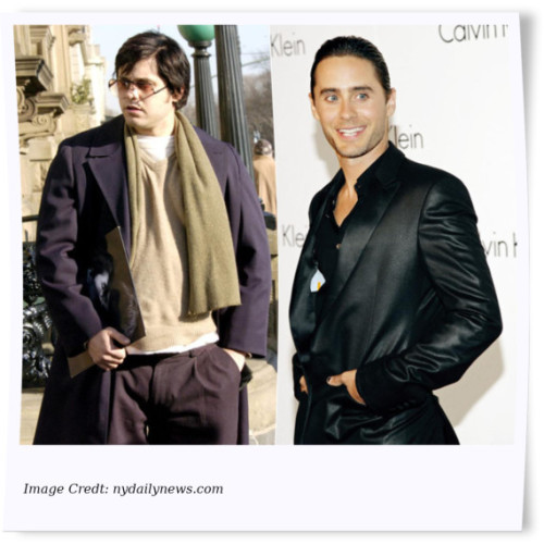 Jared Leto Celebrity Weight Loss