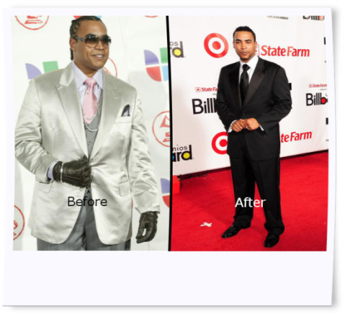 Don Omar Weight Loss